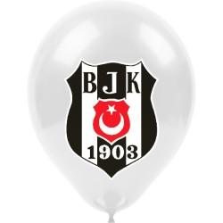 - Beşiktaş Lisanslı Baskılı Balon 100'lü