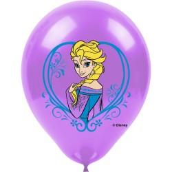 - Frozen Baskılı Balon