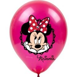 - Minnie Mouse Baskılı Balon