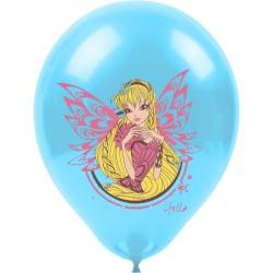 - Winx Baskılı Balon 100'lü