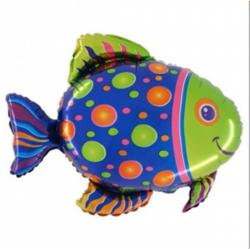 Grabo - Fish Grabo Folyo Balon 30