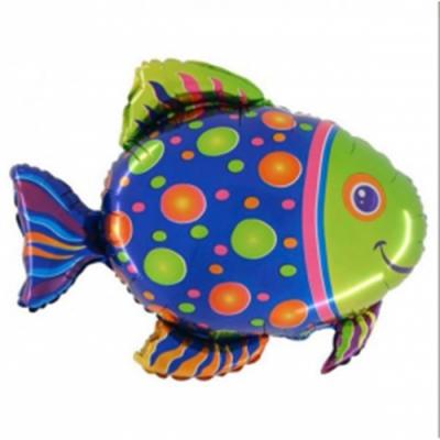 Fish Grabo Folyo Balon 30