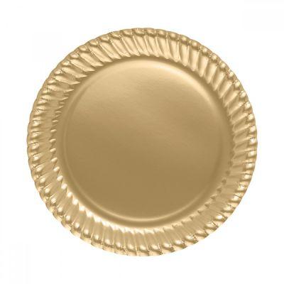 Altın Karton Tabak