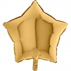 - Altın Yıldız Grabo Folyo Balon 46 cm