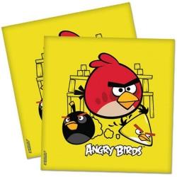 - Angry Birds Kağıt Peçete 33x33 cm 20'li