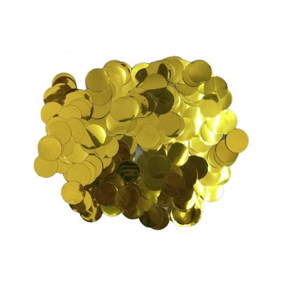 Altın Balon Süsleme Pulu