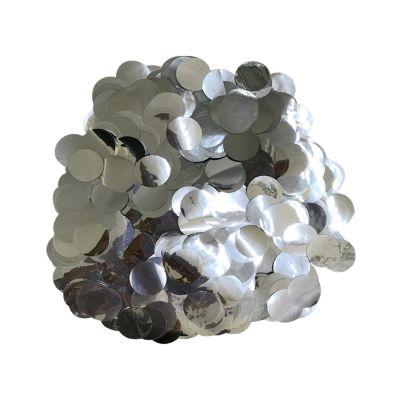 Gümüş Balon Süsleme Pulu