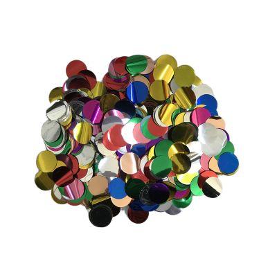 Karışık Renk Balon Süsleme Pulu