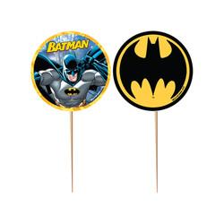 - Batman Lisanslı Kürdan 10'lu