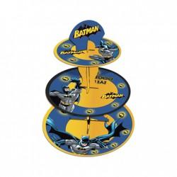 - Batman Lisanslı Cupcake Standı