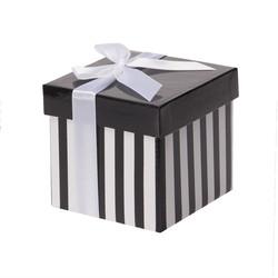 - Beyaz Katlanabilir Hediye Kutusu 10x10 cm