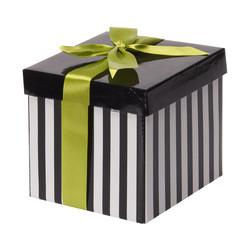 - Beyaz Katlanabilir Hediye Kutusu 12,5x12,5 cm