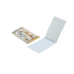 Kika Marka Ürünler - Bloknot Karton Kapak A7 24lü