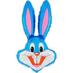 - Bugs Bunny Mavi Grabo Folyo Balon 76 cm