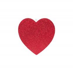 - Çift Taraflı Kalp Strafor Süs