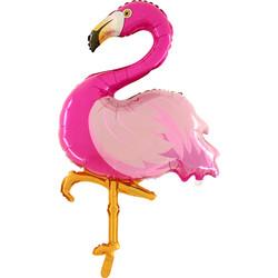 - Flamingo Grabo Folyo Balon 109 cm