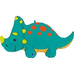 Grabo - Triceratops Grabo Folyo Balon 36
