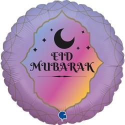 Grabo - Eid Mubarek Grabo Folyo Balon 18