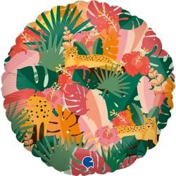 Grabo - Tropical Jungle Grabo Folyo Balon 18