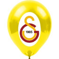 - Galatasaray Baskılı Pastel Balon 100'lü