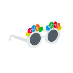 - Balonlu Happy Birthday Parti Gözlüğü