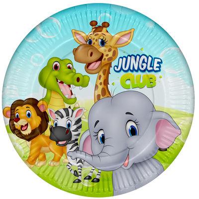 Jungle Club Karton Tabak