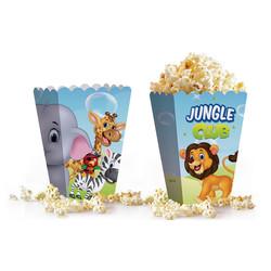 - Jungle Club Popcorn Kutusu