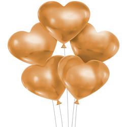 - Kikajoy Kalp Balon Rose Gold 100'lü
