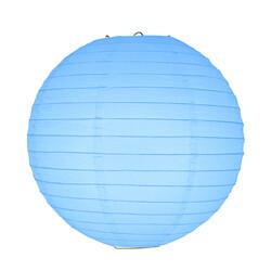 - Mavi Kağıt Fener 30 cm
