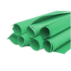 Kika - Kika Yeşil Fon Kartonu 100gr 35x50 200lü