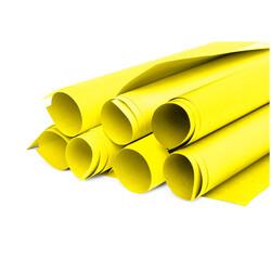 Kika - Kika Sarı Fon Kartonu 100gr 50x70 100lü
