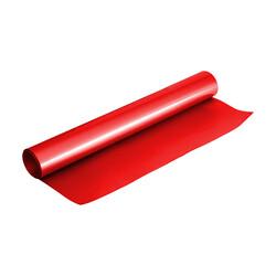 Kika - Kika Kırmızı Metalize Karton 50x70 50li