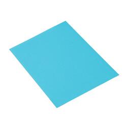 Kika - Kika Renkli Mukavva 35x50 -Açık Mavi-