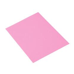 Kika - Kika Renkli Mukavva 35x50 -Açık Pembe-