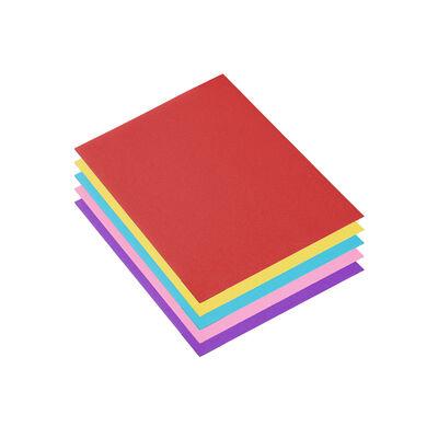 Kika Renkli Mukavva 35x50 -Karışık-