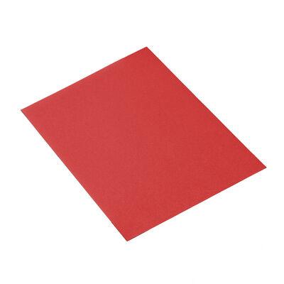 Kika Renkli Mukavva 35x50 -Kırmızı-