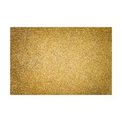 Kika - Kika Simli Altın Karton 50x70 10lu