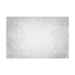 Kika - Kika Simli Beyaz Karton 50x70 10lu