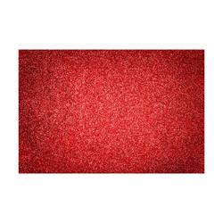 Kika - Kika Simli Kırmızı Karton 50x70 10lu