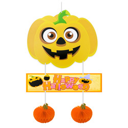 - Kikajoy Halloween Balkabağı Figürlü Sarkıt Süs