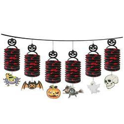 - Kikajoy Halloween Cadı Figürlü Gemici Fener 6'lı