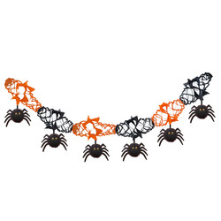 - Kikajoy Halloween Örümcek Figürlü Uzar Süs