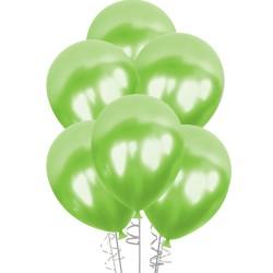 Kikajoy - Açık Yeşil Metalik Balon