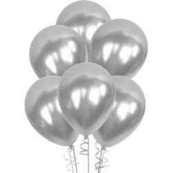 Kikajoy - Gümüş Metalik Balon