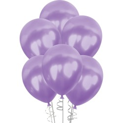 Kikajoy - Lila Metalik Balon