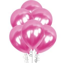 Kikajoy - Pembe Metalik Balon