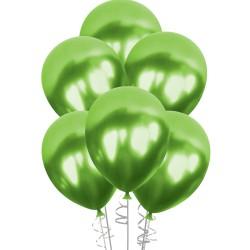 Kikajoy - Yeşil Metalik Balon