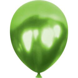 Kikajoy - Kikajoy Metalik Yeşil Balon 100lü