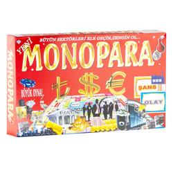 - Monopara Kutu Oyunu