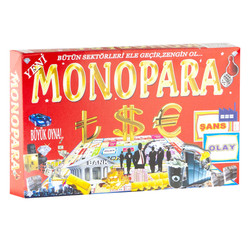 - Kikajoy Monopara Kutu Oyunu